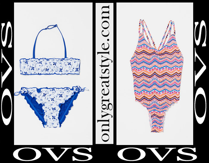 New Arrivals OVS Girls Spring Summer 2019