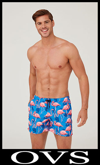 New Arrivals OVS Swimwear 2019 Men's Summer Style 24