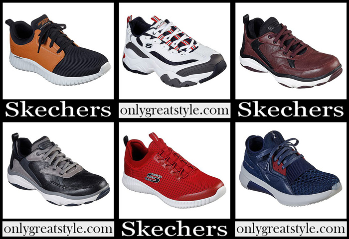 New Arrivals Skechers Spring Summer 2019 Men's