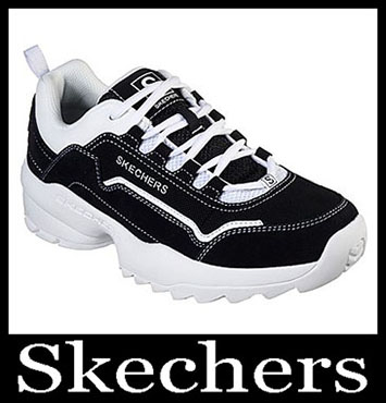 Skechers Men's Sneakers Spring Summer 2019 Shoes 19