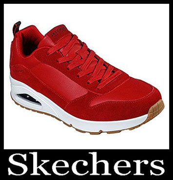 Skechers Men's Sneakers Spring Summer 2019 Shoes 24