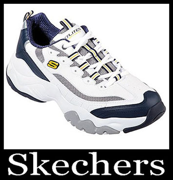 Skechers Men's Sneakers Spring Summer 2019 Shoes 35