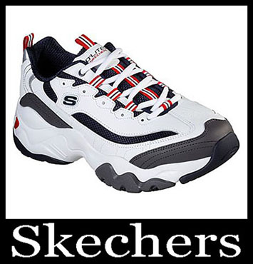 Skechers Men's Sneakers Spring Summer 2019 Shoes 36