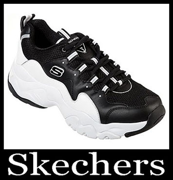 Skechers Men's Sneakers Spring Summer 2019 Shoes 38