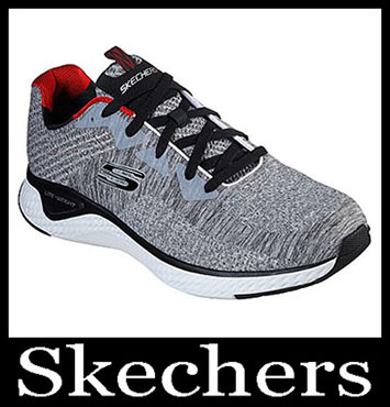 Skechers Men's Sneakers Spring Summer 2019 Shoes 40