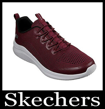Skechers Men's Sneakers Spring Summer 2019 Shoes 41