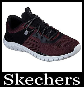 Skechers Men's Sneakers Spring Summer 2019 Shoes 44