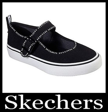 Skechers Women's Sneakers Spring Summer 2019 Look 1