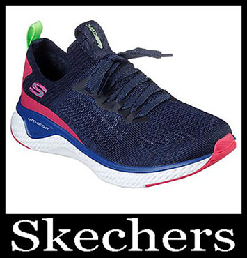 Skechers Women's Sneakers Spring Summer 2019 Look 14