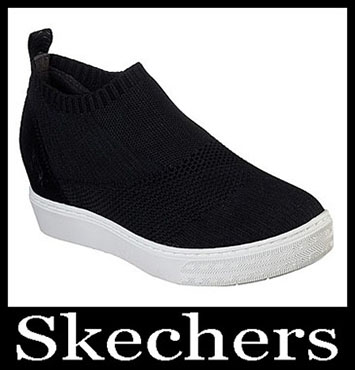 Skechers Women's Sneakers Spring Summer 2019 Look 2