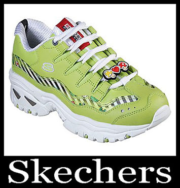Skechers Women's Sneakers Spring Summer 2019 Look 22