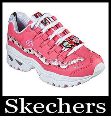 Skechers Women's Sneakers Spring Summer 2019 Look 23