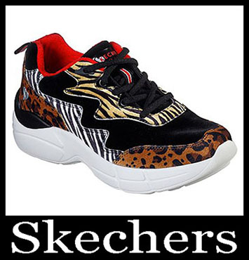Skechers Women's Sneakers Spring Summer 2019 Look 3