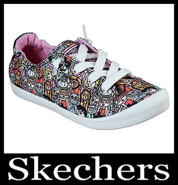 Skechers Women's Sneakers Spring Summer 2019 Look 35