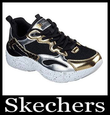 Skechers Women's Sneakers Spring Summer 2019 Look 4