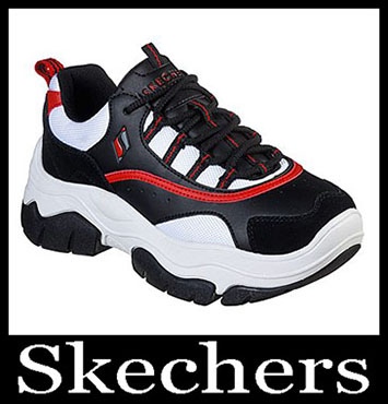 Skechers Women's Sneakers Spring Summer 2019 Look 5