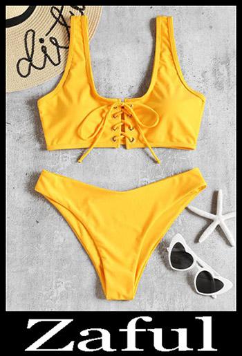 Scoop BikiniLace Up Padded Bikini Set