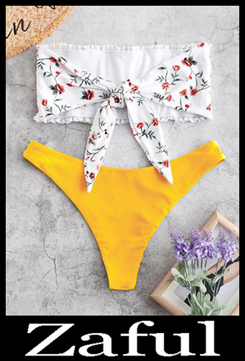 Zaful Women's Bikinis Spring Summer 2019 New Arrivals 29