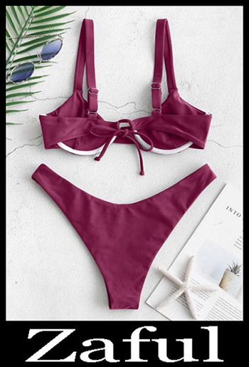 Zaful Women's Bikinis Spring Summer 2019 New Arrivals 39