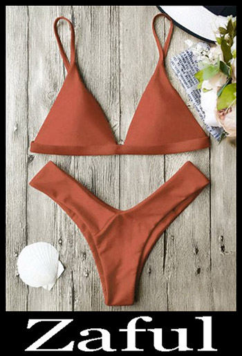 Zaful Women's Bikinis Spring Summer 2019 New Arrivals 40