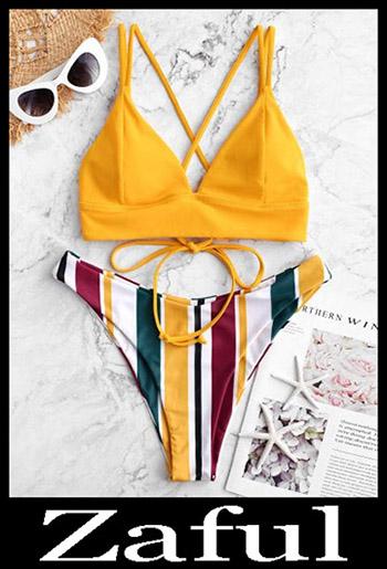 Zaful Women's Bikinis Spring Summer 2019 New Arrivals 9