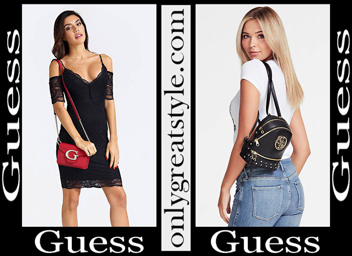 Guess Women's Bags Clothing Accessories New Arrivals