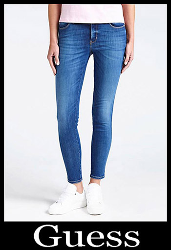 Guess Women's Jeans Clothing Accessories New Arrivals 10