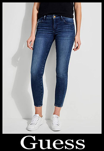 Guess Women's Jeans Clothing Accessories New Arrivals 16