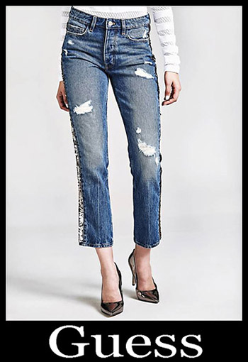 Guess Women's Jeans Clothing Accessories New Arrivals 17