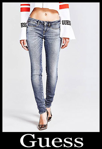 Guess Women's Jeans Clothing Accessories New Arrivals 19