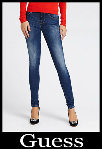 Guess Women's Jeans Clothing Accessories New Arrivals 24