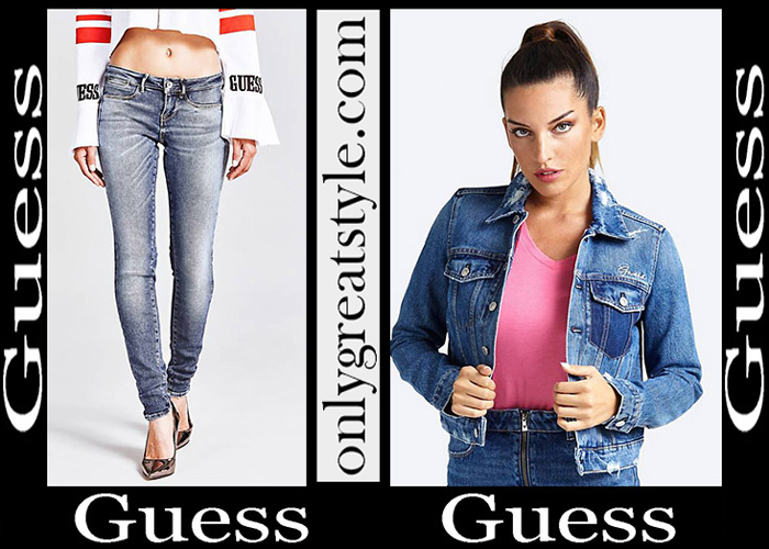New Arrivals Guess Clothing Accessories Women's