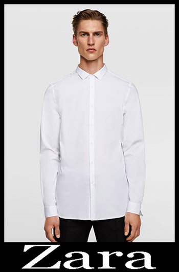 Zara Men's Shirts Clothing Accessories New Arrivals Style 11
