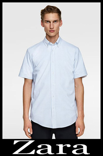 Zara Men's Shirts Clothing Accessories New Arrivals Style 24
