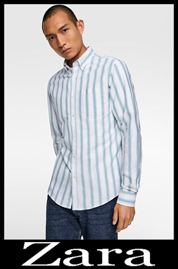 Zara Men's Shirts Clothing Accessories New Arrivals Style 25