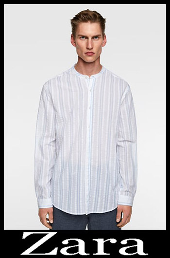 Zara Men's Shirts Clothing Accessories New Arrivals Style 28