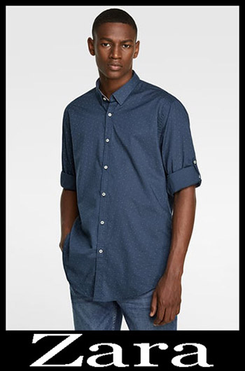 Zara Men's Shirts Clothing Accessories New Arrivals Style 33