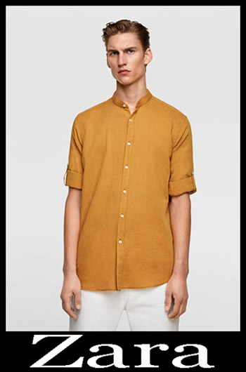 Zara Men's Shirts Clothing Accessories New Arrivals Style 34