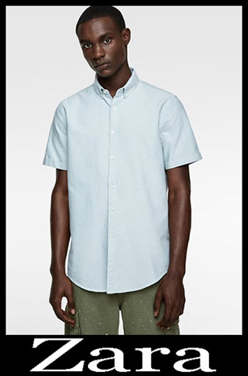 Zara Men's Shirts Clothing Accessories New Arrivals Style 36