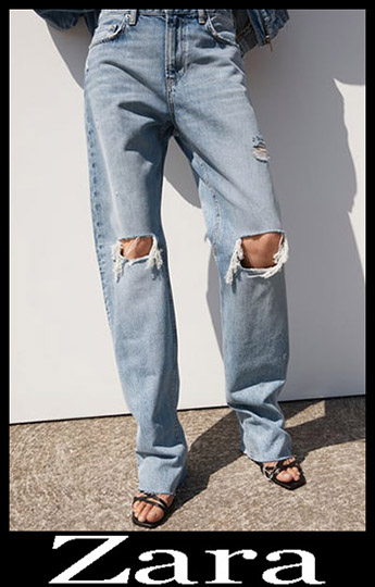 Zara Women's Jeans Clothing Accessories New Arrivals 16