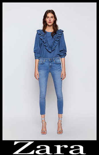 Zara Women's Jeans Clothing Accessories New Arrivals 2
