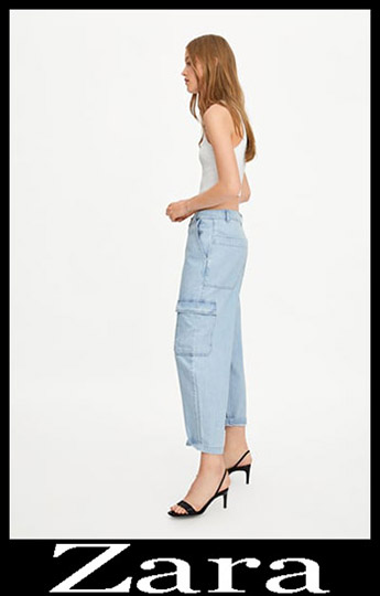 Zara Women's Jeans Clothing Accessories New Arrivals 47