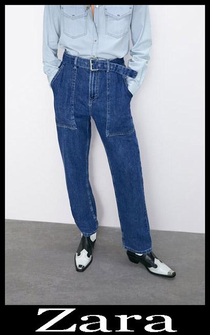 Best Zara Jeans Fall Winter