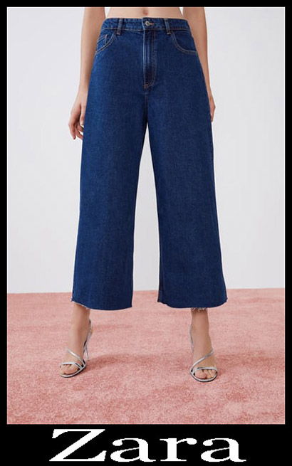 New Arrivals Zara 2019 2020 Jeans