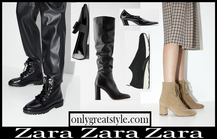 New Arrivals Zara Shoes Collection
