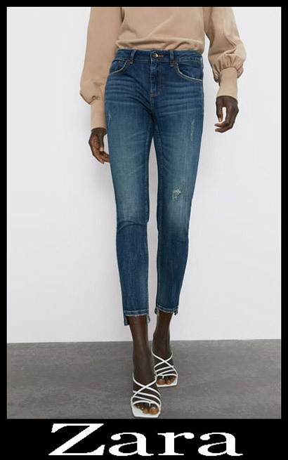 Zara 2019 2020 Jeans Collection