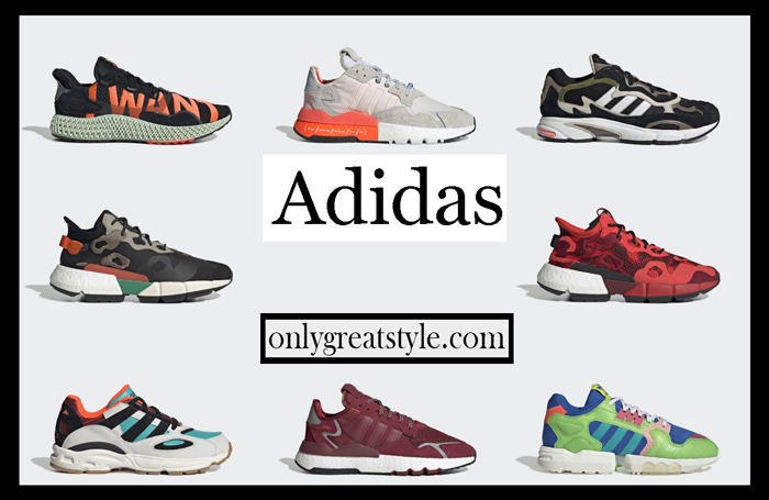 New arrivals Adidas shoes collection fashion 1