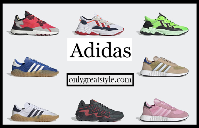 New arrivals Adidas shoes collection 2019 2020 women