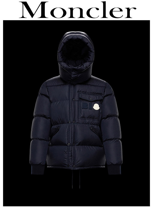 Moncler jackets collection men