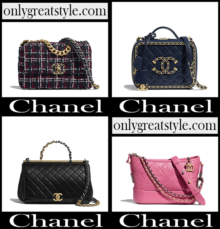 New arrivals Chanel womens bags 2020